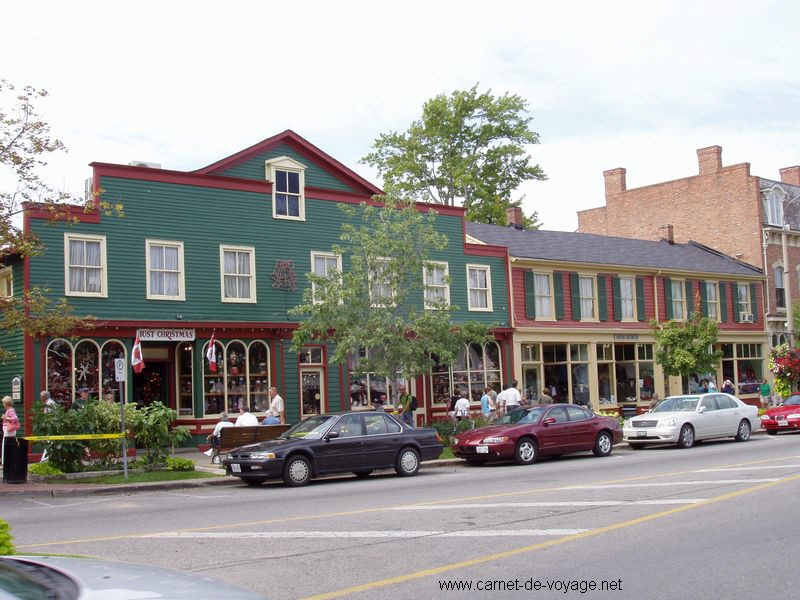 niagara on the lake grand'rue main street
