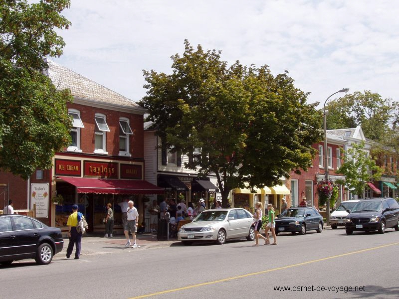 niagara on the lake la grand'rue main street