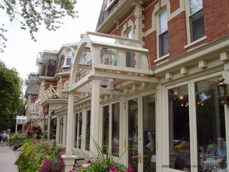 niagara on the lake restaurant