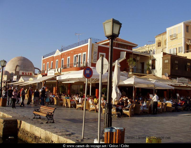 cr�te_kriti_crete port de la Can�e (Hania)