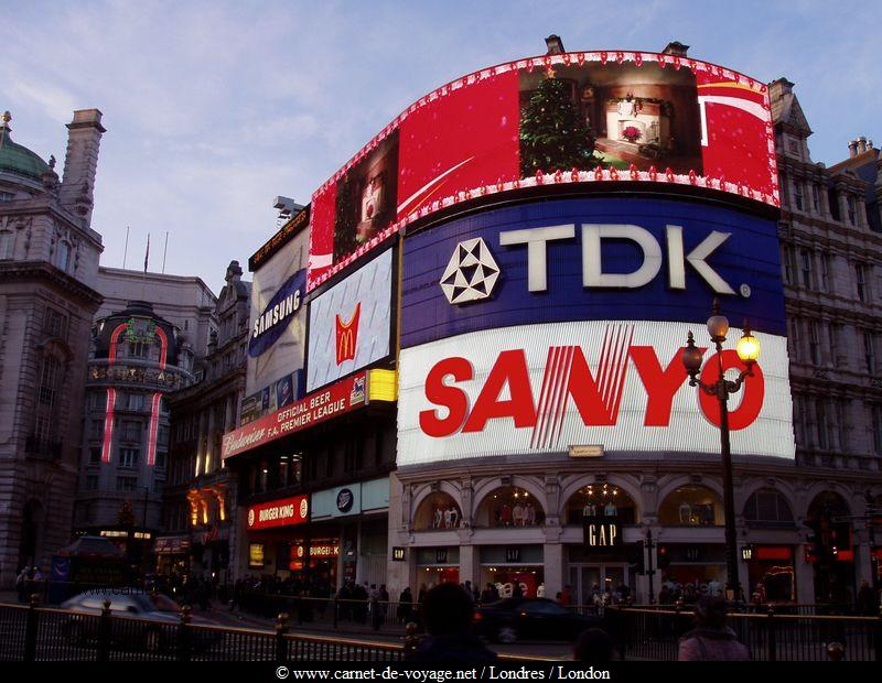londres london picadilly